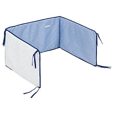Cambrass Be Origami - Protector, 60 x 35 cm, color celeste