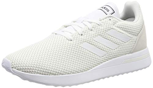 adidas Run70S Scarpe da Running Uomo, Bianco (Cloud White/Ftwr White/Core Black Cloud White/Ftwr White/Core Black), 42 2/3 EU (8.5 UK)