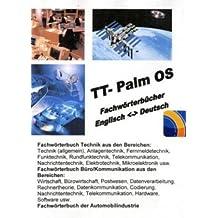 TrueTerm Fachwörterbuch Technik/Büro/Kommunikation/Automobilindustrie, Palm OS, CD-ROM Für Windows 98/NT/2000/Me/XP; Palm OS (ab V3)