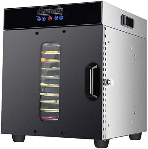 LXDDP Elektro-Dörrgerät LED-Digi...