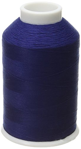 yli-24030-021-longarm-professional-polyester-quilting-thread-3000-yd-royal-caribbean-blue-by-yli