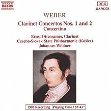 Concertos pour clarinette Nos 1 & 2