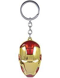 Gratitude Superhero Ironman 3d Keychain / Key Chain / Keyring / Key Ring