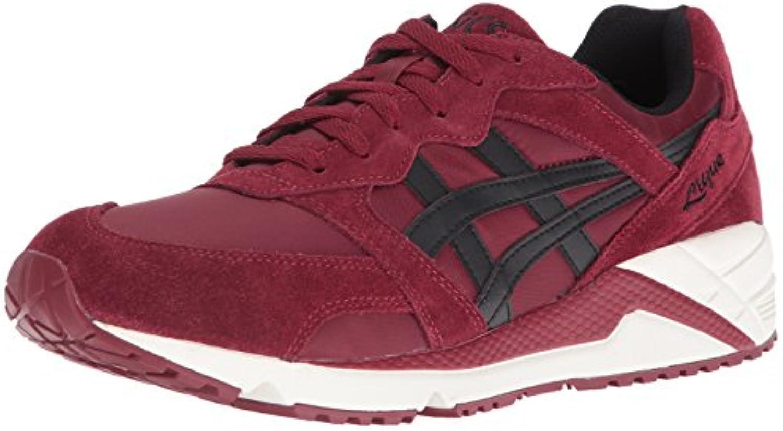 ASICS Men's Gel-Lique Gel-Lique Gel-Lique Fashion scarpe da ginnastica, Pomegranate nero, 4.5 M US | Facile da usare  | Uomo/Donna Scarpa  6cc20f