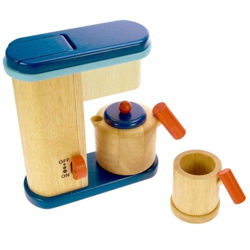 Santoys Estia Kaffeemaschine mit Kanne und Kaffeetasse 640015
