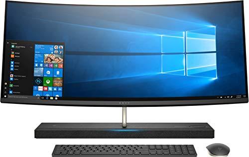 "HP Display ENVY 34 b100nl All One PC Intel Core i7 8700T RAM 16 GB SATA 1TB SSD 256GB Nvidia GeForce GTX 1050 Audio Bang & Olufsen Schermo 34"" WQHD"