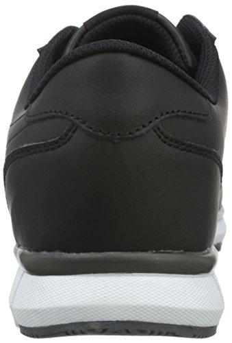 KangaROOS - K-bluerun 700 B, Scarpe da ginnastica Unisex – Adulto Nero (Schwarz (Black/Dk Grey 522))