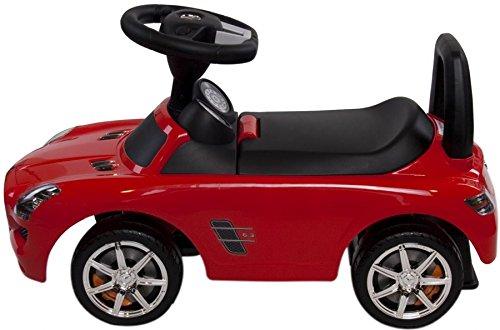 Sun bébé Mercedes Ride On, Rouge