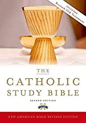 [(Catholic Study Bible)] [Edited by Donald Senior ] published on (November, 2011)