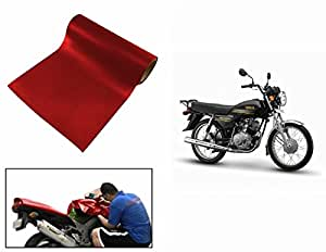Speedwav MATT RED 3 Meter Bike Wrap Sheet-Yamaha Crux