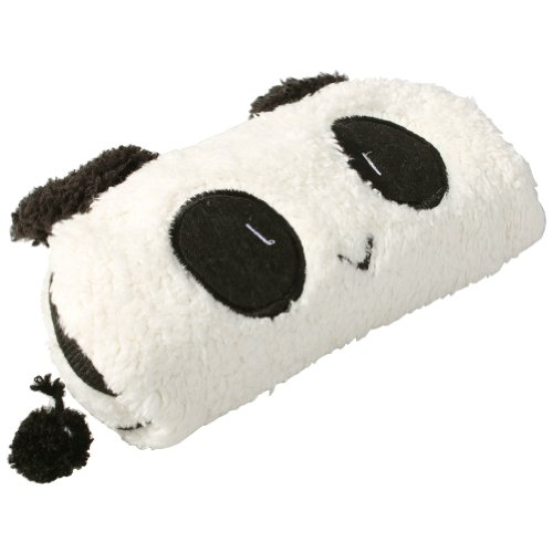 Bei wang école Fournitures de bureau mignon Maquillage peluche Panda Crayon Pen Case Bag Cosmetic Bag