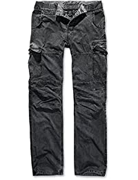 Brandit Rocky Star Pants Hose charcoal