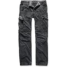 Brandit Pantalón Rocky Star Pantalones Gris marengo M
