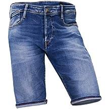 fc72a453fb07 Japan Rags - Bermuda Jeans Homme JHTEXAS181