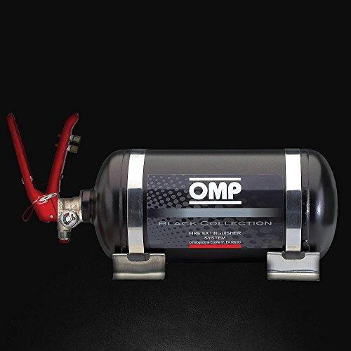 OMP OMPCEFAL3 EXTINCION DE ALUMINIO SISTEMA ELECTRICO DE DIAMETRO 100 MM