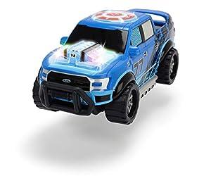 Dickie Toys 203764004Music Truck Juguete Auto con Motor, función de luz y Sonido
