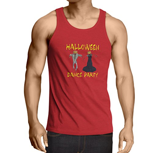 Outfits Halloween Tanz Party Veranstaltungen Kostümideen (X-Large Rot Mehrfarben) ()