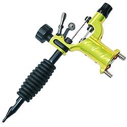 Espeedy Máquina de tatuaje,Dragonfly Rotary Tattoo Machine Shader & Liner Kit de herramientas de motores surtidos