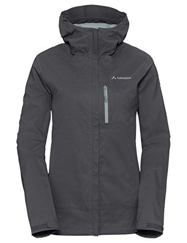 Vaude Damen Women's Skarvan 2, 5L/3L Jacket Jacke, Iron, 40 -