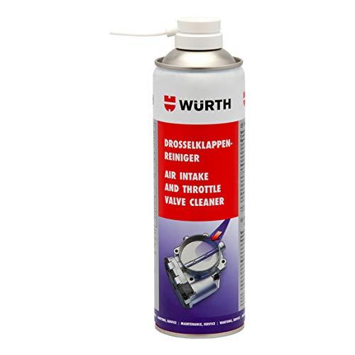 Pulitore per corpo farfallato Wurth motori a benzina 2/4 tempi