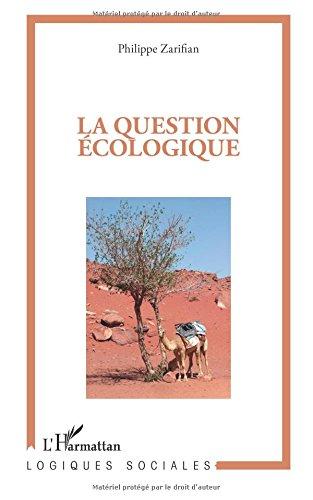 La question écologique