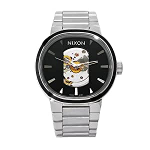 Nixon The Capital Automatic Men'S Stainless Steel Case Automatic Watch A089-000