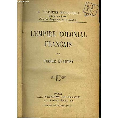 L'empire colonial français.