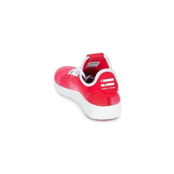 adidas PW Tennis HU J Sneakers Rosso Bianco CQ2301 5 spesavip