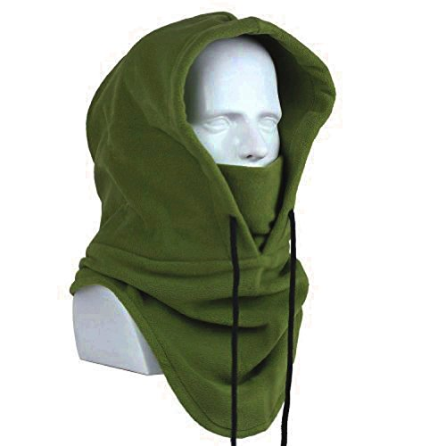 Joyoldelf Multifunktionale Tactical Heavyweight Balaclava Gesichtsmaske Skimaske...