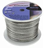 Audiobahn A2508C, power cable, 10 mm ², 75m coil, silver, 735 Cores