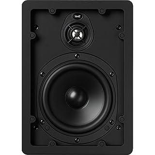 NHT AiW-ARC Absolute In-Wall Loudspeaker (Matte White, Single)