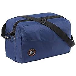 Cabin Max - Rio Stowaway Sac Bagage à Main Cabine - Sac à Bandoulière 40x25x20cm - Parfait comme Second Bagage à Main pour Vols Ryanair