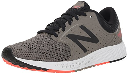 New Balance Fresh Foam Zante v4 Neutral, Scarpe Running Uomo, Verde (Military Urban Grey/Black/Flame Mf4), 44 EU