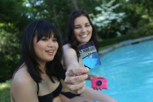 Cámara Polaroid Snap - Una cámara digital con tecnología ZINK Zero máxima calidad en tus fotos.
