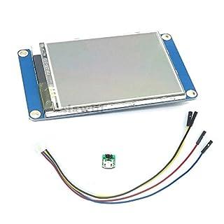 asiawill nextion nx3224t028Generic 7,1cm TFT 320x 240Auflösung HMI LCD Touch Screen Display