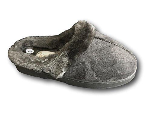 Ladies Slippers Size 3 4 5 6 7 8 Dr Keller Women's...