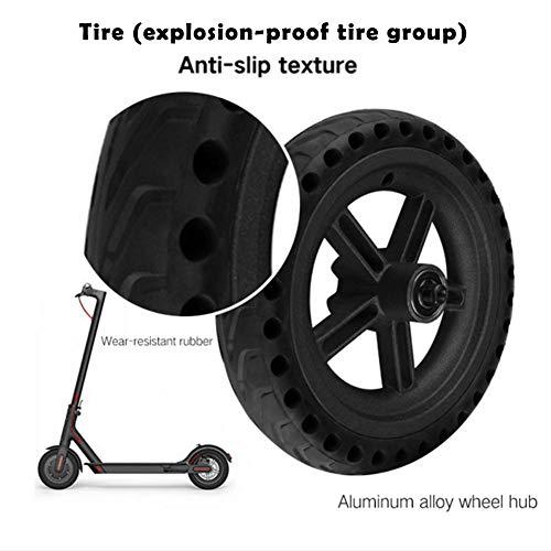 8,5 Zoll Vorder- / Hinterrad-Reifen-Festkörper-Ersatzreifen 8 1 / 2X2-Reifen für Xiaomi Mi-Elektroroller