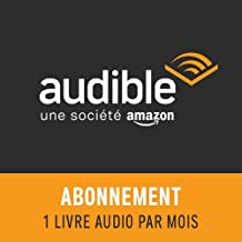 Abonnement Audible [Abonnement digital]