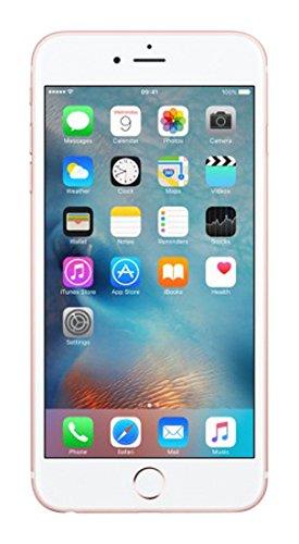 Apple iPhone 6s Smartphone débloqué 4G (Ecran : 4,7 pouces 128 Go Nano-SIM iOS Rose/Or