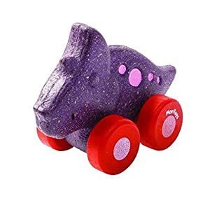 PlanToys 5690 - Dino Car-Trio, coche de juguete