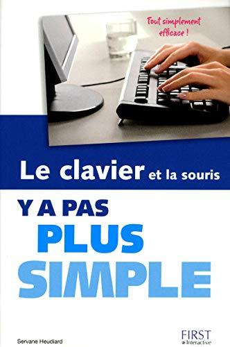 Le clavier et la souris Y a pas plus simple par Servane HEUDIARD