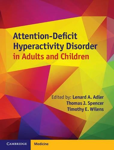Attention-Deficit Hyperactivity Disorder in Adults and Children`