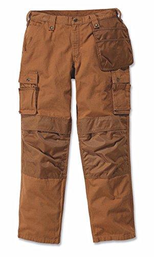 Carhartt Hose Ripstop Multipocket Handwerker 100233 Carhartt® Brown