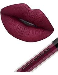 Rouge à Lèvres, Sexy Mat Brillant à Lèvres Liquide Velours Longue durée Maquillage pour les Lèvres Mode Toamen...