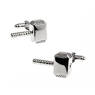 Super Hero Cufflinks (Thor)