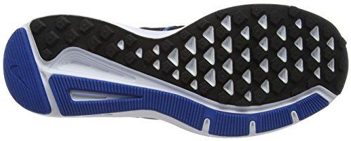 Nike Run Swift, Chaussures De Running Uomo Multicolore (anthracite / Obsidienne / Noir / Bleu Bataille)