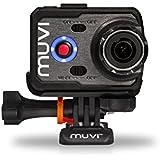 Veho VCC -006- K2NPNG Muvi K-Series K - 2 NPNG 1080p Wi-Fi mains libres caméscope 16MP caméra , boîtier étanche , écran amovible , 8 Go de mémoire et Carry Case