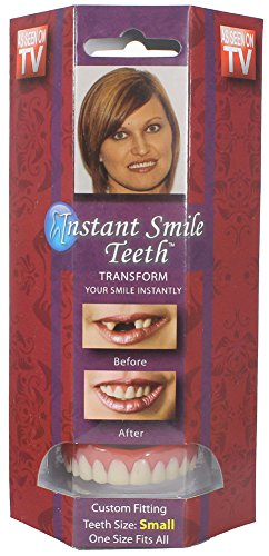 instant-smile-teeth-small-deluxe-top-veneers-fake-cosmetic-dr-baileys-fitting-material-by-billy-bob