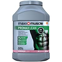 Maximuscle Promax Lean Protein Powder, Formulated to Build Lean Muscle, Strawberry, 990 g