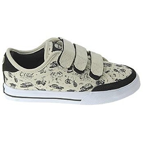 Circa Skateboard Schuhe ALW50V Black/Cream Lowrider - C1rca Shoes - Sneaker, Schuhgrösse:36.5 (Circa Schuhe Herren)